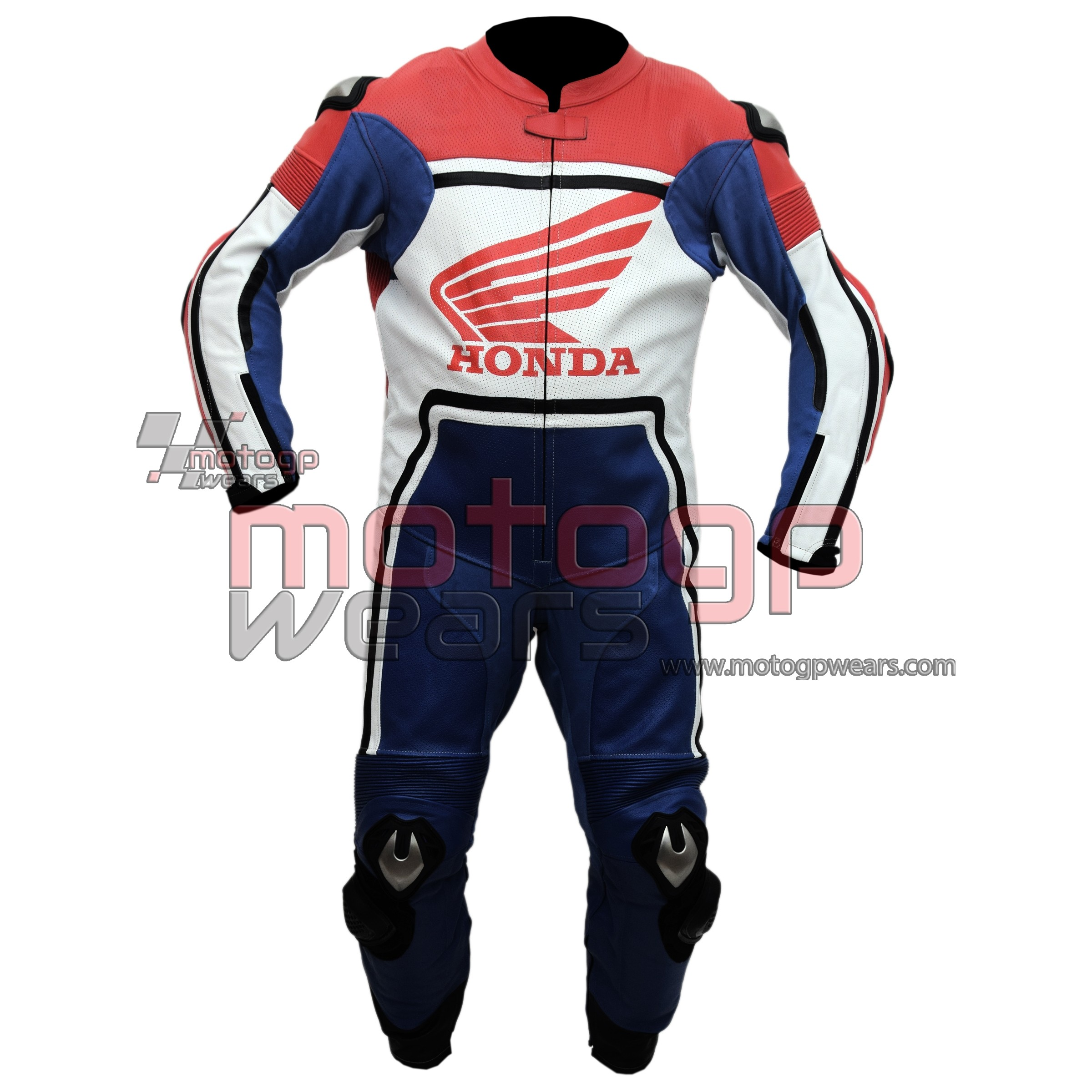 Honda Motorbike Racing Leather Suit Motogpwears Motogp Moto Gp Www Motorcycle Riding Gear