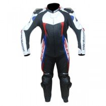 BMW DoubleR Motorbike Racing Leather Suit