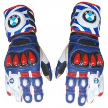 BMW Motorrad Motorbike Racing Leather Gloves MRLG1002