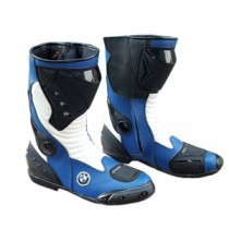 BMW Motorrad Motorbike Racing Leather Boots