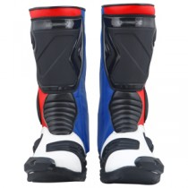 GOPro Motorbike Racing Leather Boots