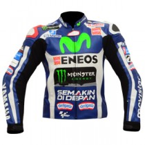 Jorge Lorenzo Yamaha Movistar MotoGp 2016 Motorbike Racing Leather Jacket