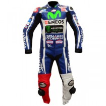 Jorge Lorenzo Yamaha Movistar MotoGp2016 Motorbike Racing Leather Suit