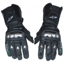 Monster Energy Motorbike Racing Leather Gloves MRLG1005