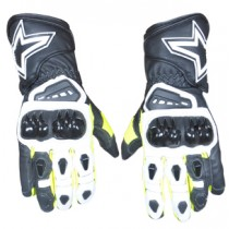 Gp Pro Motorbike Racing Leather Gloves MRLG1006