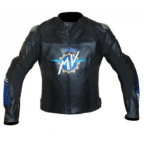 MV Agusta Motorbike Racing Leather Jackets