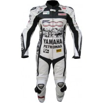 Petronas Yamaha Faces Motorbike Racing Leather Suits MRLS1003