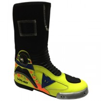 Rossi Motorbike Racing Leather Boots