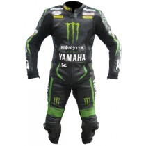 Yamaha Tech Motorbike Racing Leather Suits MRLS1008